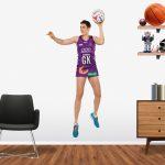 Laura Clemesha Firebirds, Netball player