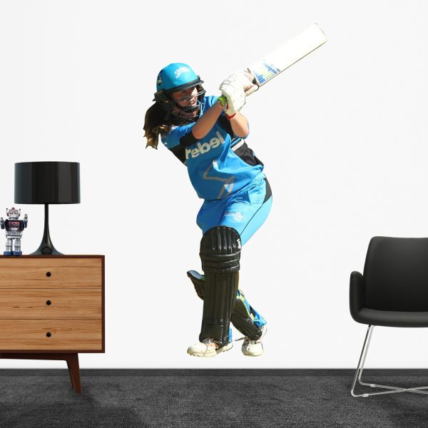Amanda-Jane Wellington playing cricket for the Adelaide Strikers