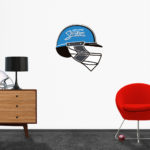 Adelaide Strikers Helmet Popout Decal