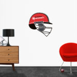 Melbourne Renegades Helmet Popout Decal