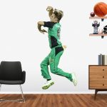 Adam Zampa playing in the BBL for the Melbourne Stars Popout decal.
